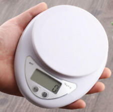 Portable Digital Kitchen Scale Acc 5Kg x 1g Kitchen Scale Fast free shipping