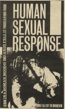 24/10/81PGN40 ADVERT: HUMAN SEXUAL RESPONSE : IN A ROMAN MOOD ALBUM 6X3