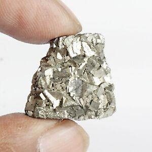 59.00 Ct. Certified Natural Golden Pyrite Crystal Rough Specimen Loose Gemstone