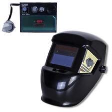 Pro Solar Auto Darkening Welding Helmet Arc Tig Mig Grind Mask Power Tips #X TR