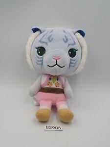 "Doubutsu Sentai Zyuohger B2906  Zyuman Tiger Bandai Plush 6"" Toy Doll Japan"