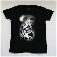 Fairytail T-Shirt | Large | Hiro Mashima | Black/White | Rare