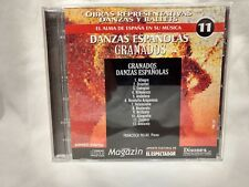 Rare Danzas Espanolas Granados El Alma De Espana En Su Musica 11          cd5066