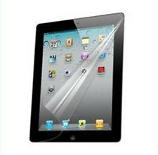 iPad 4 HD Clear Screen Protector Package of 2