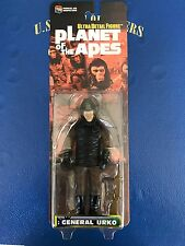 "Planet of the Apes 2000 General Urko Medicom 6"" action figure NISB POTA"