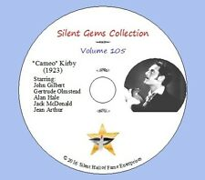 "DVD ""'Cameo' Kirby"" (1923) dir. John Ford with John Gilbert, Classic Adventure"