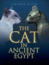 Cat in Ancient Egypt, Paperback by Malek, Jaromir, Like New Used, Free shippi...