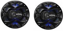 Sold in Pairs - BOSS Audio Full Range 4 Way Car Speakers 300 Watt RMS 6.5 Inch