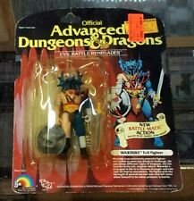 Vintage 1983 LJN Official Advanced Dungeons & Dragons WARDUKE Action Figure NRFP