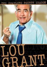 LOU GRANT: THE COMPLETE FOURTH SEASON 4 - DVD - Region 1