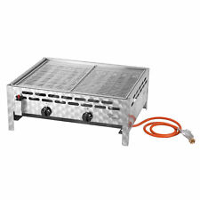 Gas Grill 3 - Light 12kW with Barbecue Grid
