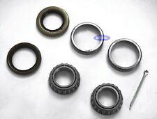 (4) Boat Trailer Hub Wheel Bearings Kit 1 1/16 (44649) x1 1/16 (44649) and seals