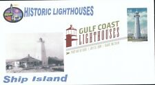 Historic Lighthouses - Ship Island DCP (Sc. 4411)