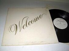 SANTANA Welcome COLUMBIA Stereo VG++/NM-