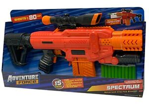 """Adventure Force Spectrum Brand New Red """" Stryfe Killer """" Replacement *In Hand"""