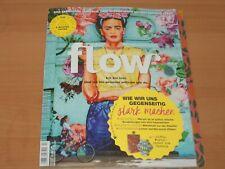 Flow Nummer 43 Zeitschrift mit allen Beilagen aus 2019 ungelesen!