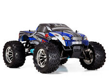 Redcat Racing Volcano S30 1/10 Scale Nitro Monster Truck Blue 4x4 1:10 rc car
