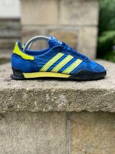 adidas Marathon 80, Made in West Germany, 1980, UK8.5, Vintage, Rare
