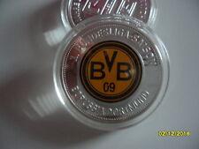 Borussia Dortmund 50 Jahre 1.Bundesliga 1963 - 2013 Medaille Münze 1 Unze  40 mm