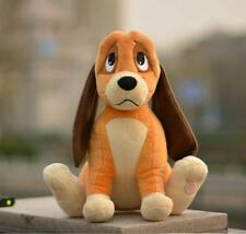 NWT DISNEY STORE Plush THE FOX and THE HOUND - COPPER Medium 13.5""