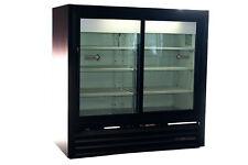 True Gdm-41C Sliding Glass 2 Door Commercial Cooler Refrigerator True Gdm-41C-48