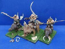 2+1 Mournfang Reiter der Oger Königreiche UMBAU