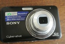 Sony Cybershot DSC W-310 12.1 Mpixel Digital Camera.