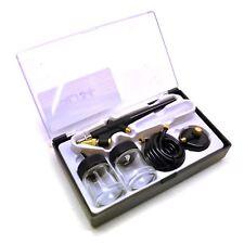 Mini Airbrush Spray Gun Pintura Pintura Kit artista Craft modelización sil134