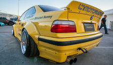 KIT PARAFANGHI BMW E36 COUPE ROCKET BUNNY STILE - PASSARUOTA DRIFT !