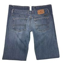 Vintage Lucky Brand Dungaree Jeans Regular Fit Denim Women's Size 4/27 (28x32)