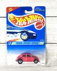 Hot Wheels No. 293 Pearl Driver Series #3 VW Bug Basic Wheels New 1995