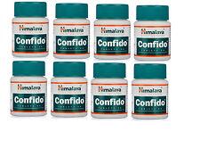 8 x Himalaya Herbal confido Tablets 60 Tablets