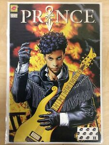 Prince: Alter Ego Second Printing (DC 1991) Collectible Comic