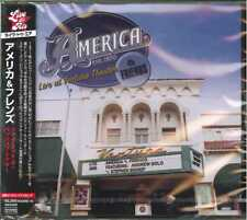 AMERICA & FRIENDS FEAT...-LIVE TO AIR - LIVE AT VENTURE THEATER-JAPAN CD E78