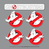 SKU2502 - 5 x Ghostbusters Decals Stickers - Car Van Sticker Bomb JDM