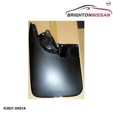 New Genuine Nissan Navara D22 Left Hand Rear Mud Flap K3821VK91A RRP $216