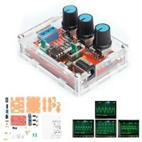 XR2206 Signal Generator Module DIY Kit Sine/Triangle/Square Wave 1Hz - 1MHz.