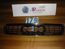 1705510 GRIGLIA/MASCHERINA (FRONT GRILLE) AUDI A4 01/99->10/00 ORIGINALE