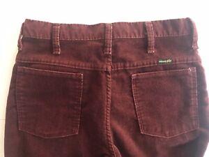 Vintage Wrangler Jeans USA Corduroy