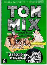 """BD """"TOM MIX"""" LIQUOIS (A.) et G. FRONVAL (1977) EDIT. PRIFO"""
