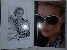 ESCADA Vintage Fashion Catalog Advertising Marketing 2010 Look Book HapaChico