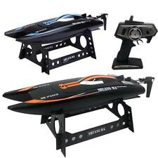 2.4G 4CH Water Cooling High Speed RC Remote Control Simulation Racing Boat New
