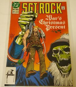 Sgt. Rock Special # 21   (DC 1992)  Very Fine