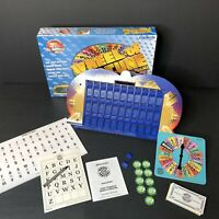 Wheel Of Fortune 20th Anniversary Edition Game 2002 Pressman Game Show Boardgame