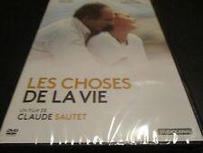 """DVD NEUF """"LES CHOSES DE LA VIE"""" Romy SCHNEIDER, Michel PICCOLI / Claude SAUTET"""