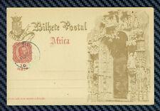 -= GUINÉE PORTUGAISE (Portugal) - Entier postal - 1898 =-