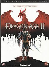 Strategy Guide DRAGON AGE II 2 Piggyback Interactive