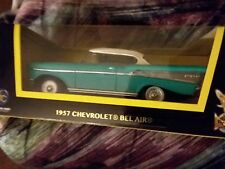 57 Chevrolet Belair Lucky Die cast 1/43 scale model (Road Signature Collection)