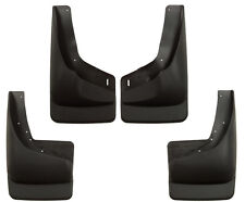 HUSKY Mud Flap Guards Avalanche Tahoe 99-06 w/ Fender Flares (FRONT & REAR SET)