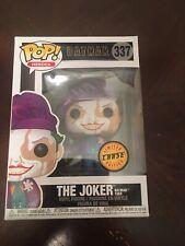 Funko Pop! Batman 1989 The Joker Limited Edition Chase Figure
